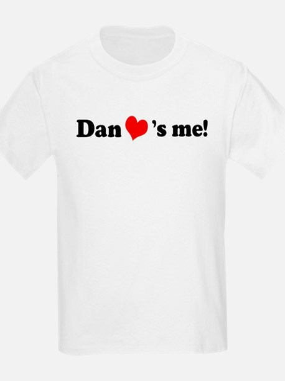 Dan loves me Kids T-Shirt