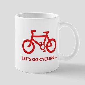Let's go cycling ... Mug