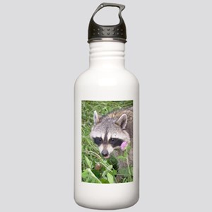 Masked Raccoon Stainless Water Bottle 1.0L