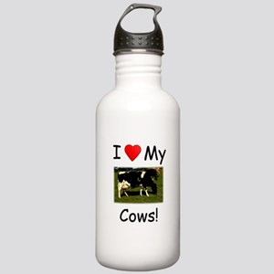 Love My Cows Stainless Water Bottle 1.0L