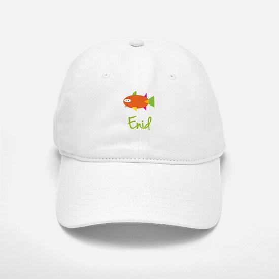 Enid is a Big Fish Baseball Baseball Cap