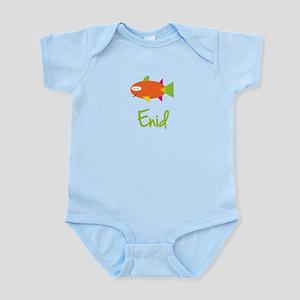 Enid is a Big Fish Infant Bodysuit
