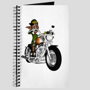 Biker Elf Journal