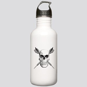 Darts Skull Stainless Water Bottle 1.0L