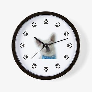 Personalizable Pet Wall Clock