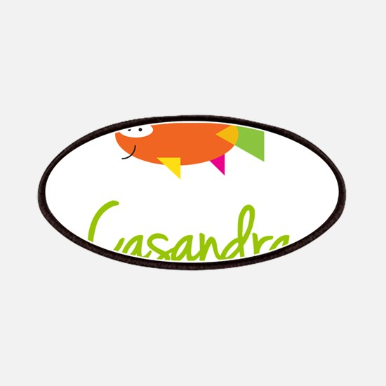 Casandra is a Big Fish Patches