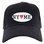NY hearts ME (TM) Black Cap