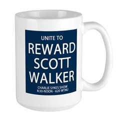 Reward Scott Walker Large Mug