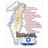 Israel Wall Decals