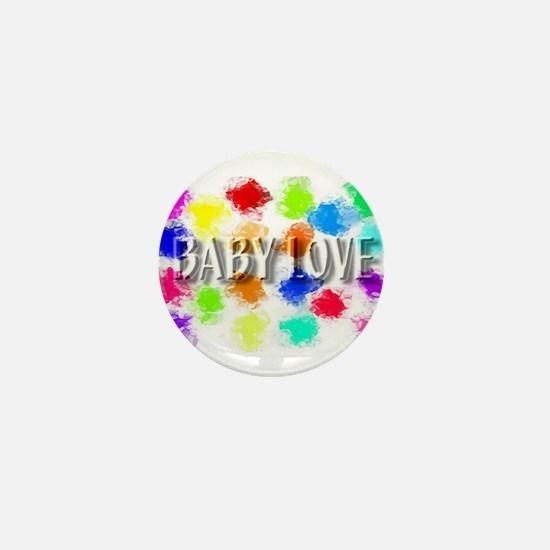 babylove Mini Button