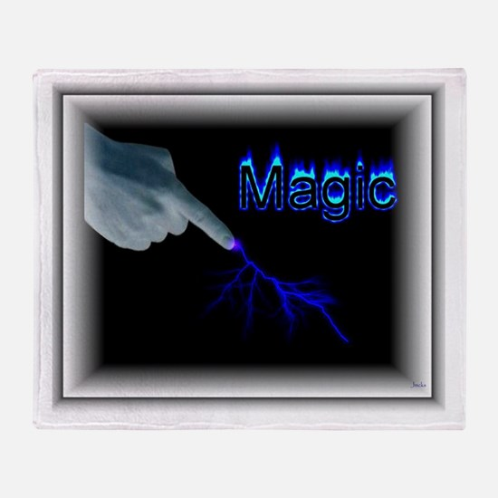 its magic Throw Blanket