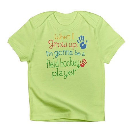 Kids Future Field Hockey Player Infant T-Shirt