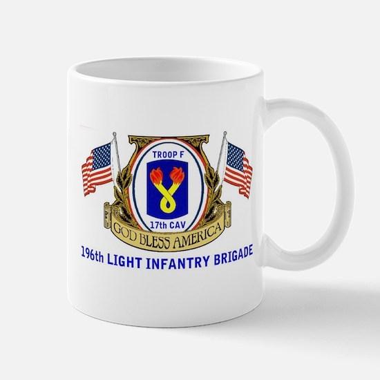 TROOP F, 17th CAVALRY Mug