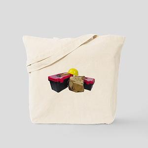 Toolboxes Tool Belt Hard Hat Tote Bag