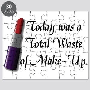 Total Waste of Make-Up Puzzle