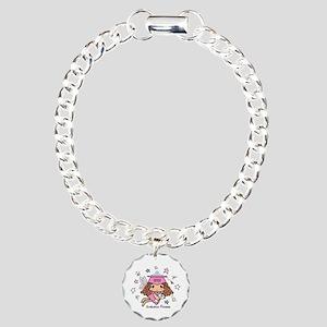Graduation Princess 2012 Charm Bracelet, One Charm