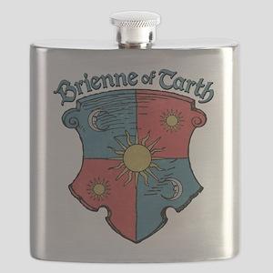 GOT Brienne Of Tarth Sigil Flask