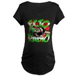 A Bloody Good Time Maternity Dark T-Shirt