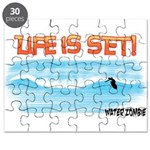 Life is Set Puzzle