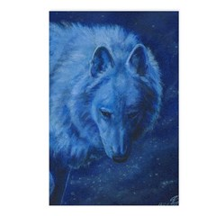 Lone Wolf Postcards (Package of 8)