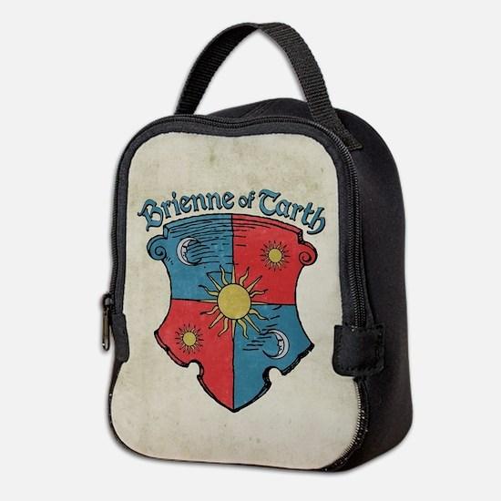 GOT Brienne Of Tarth Sigil Neoprene Lunch Bag