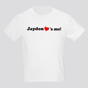 Jaydon loves me Kids T-Shirt
