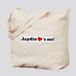Jaydin loves me Tote Bag