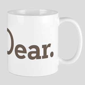 Oh Dear Mug