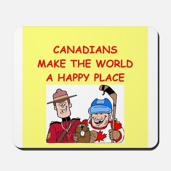 canadians Mousepad
