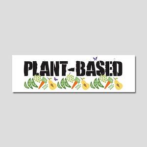 Plant-based Car Magnet 10 x 3