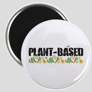 "Plant-based 2.25"" Magnet (10 pack)"