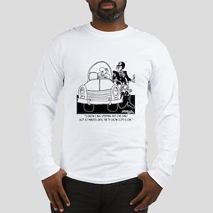 10 Minutes 'til Cops Long Sleeve T-Shirt