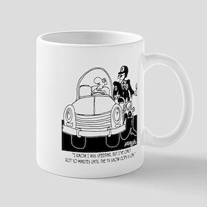 10 Minutes 'til Cops Mug