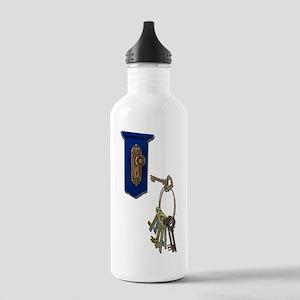 Unlocking the Door Stainless Water Bottle 1.0L