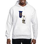 Unlocking the Door Hooded Sweatshirt