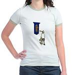 Unlocking the Door Jr. Ringer T-Shirt
