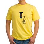 Unlocking the Door Yellow T-Shirt