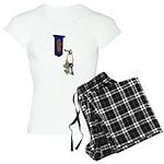 Unlocking the Door Women's Light Pajamas