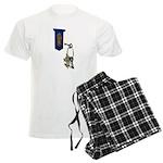 Unlocking the Door Men's Light Pajamas