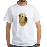Wheaten Terrier White T-Shirt