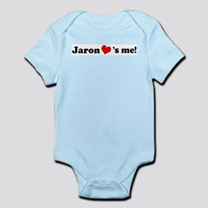 Jaron loves me Infant Creeper
