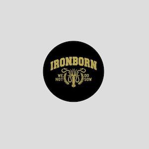 GOT Ironborn College Style Mini Button