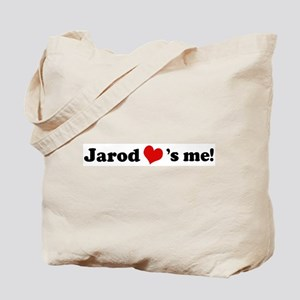 Jarod loves me Tote Bag