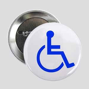 "Handicapped 2.25"" Button"