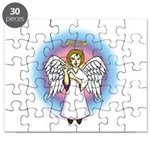 I-Love-You Angel Puzzle