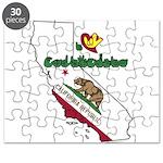 ILY California Puzzle