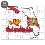 ILY Florida Puzzle