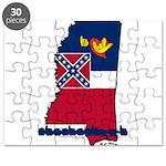 ILY Mississippi Puzzle
