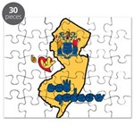 ILY New Jersey Puzzle
