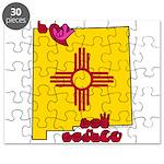 ILY New Mexico Puzzle